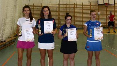 Gala Zukić osvojila zlato u pojedinačnoj kategoriji i parovima @ Mađarska