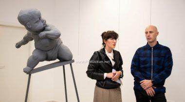 U matuljskoj Galerijici otvorena izložba Ivana Fiolića