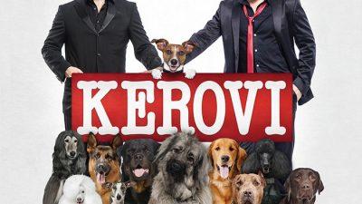 Komedija 'Kerovi' večeras u Gervaisu
