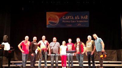 VIDEO Klapa Skalin osvojila zlato na prestižnom natjecanju Canta al Mar – Festival Coral Internacional Calella 2019. @ Barcelona