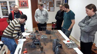 Warhammer, igraonica društvenih igara i Star Wars kviz ovog vikenda u Kulturnom frontu