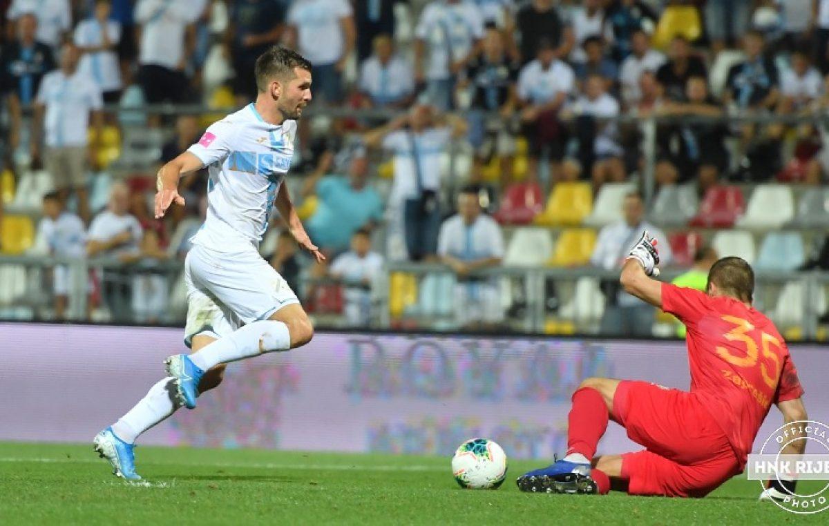 Rijeka pobijedila Varaždin i izborila četvrtfinale Kupa Hrvatske