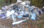 Neodgovorni pojedinci u akciji – Niknuo divlji deponij na ulazu u zaštićeni krajobraz Lisina