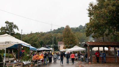 FOTO/VIDEO Počela je Marunada u Dobreću – Puno maruna, malo posjetitelja i jedan predsjednički kandidat
