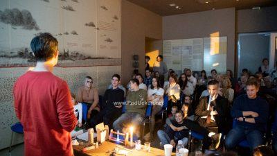 FOTO Održana večer kemije – Kemijski izvori svjetla osvijetlili MOHO centar @ Volosko