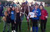 FOTO/VIDEO Članica Konjičkog kluba Adria Nina Doričić osvojila zlato na prvenstvu Hrvatske