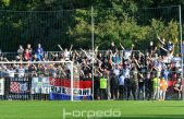 FOTO Golijada Rijeke u Bujama – Bijeli slavili rezultatom 0:11 i plasirali se u 1/8 finala Kupa