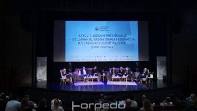 FOTO Prvi Nacionalni kongres ugostitelja okupio više od 500 ugostitelja iz cijele Hrvatske