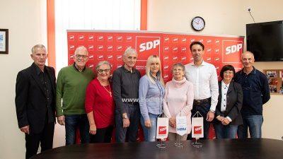 Članovi koalicije predvođene SDP-om zahvalili na povjerenju Opatijcima: Ovo je dokaz da se naš rad prepoznaje