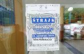 U OKU KAMERE Prosvjetari podržali štrajk @ Opatija