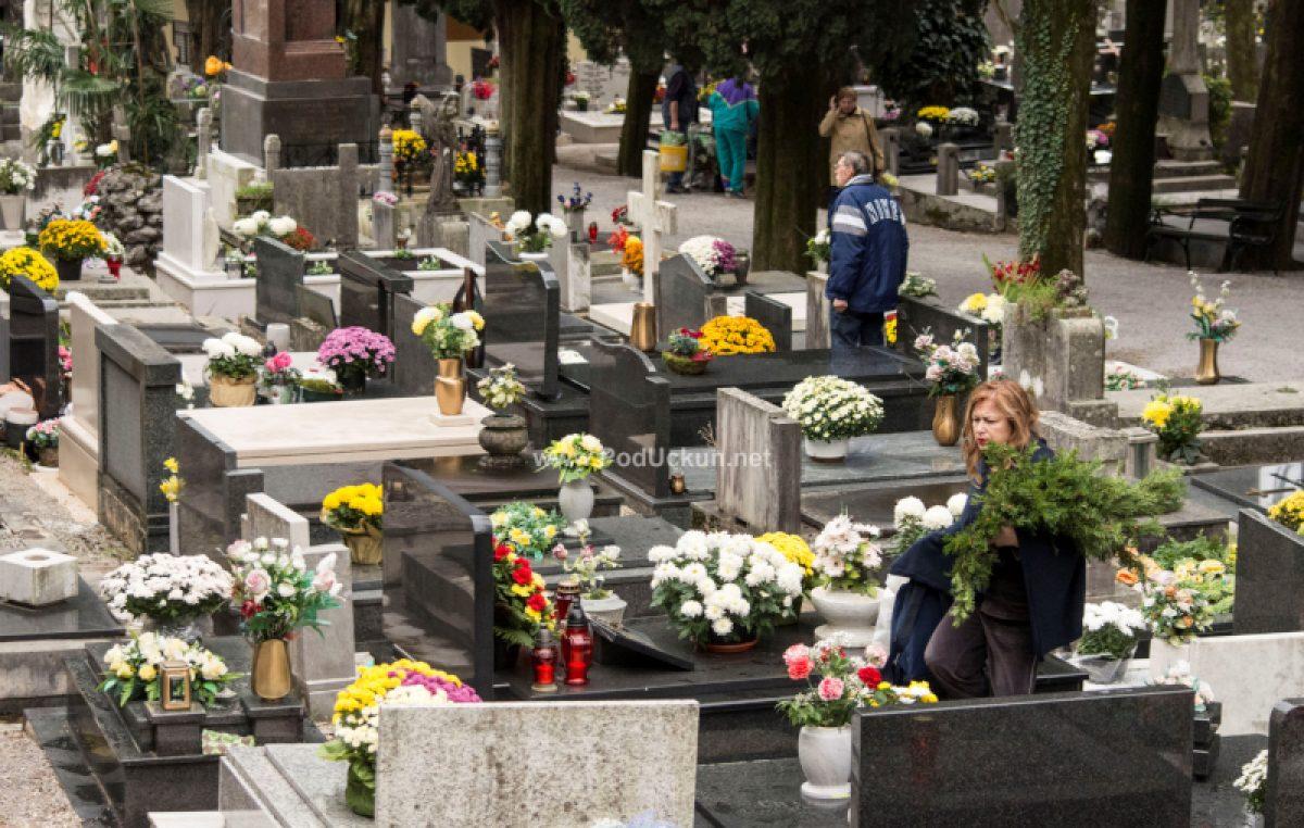 Danas se obilježava blagdan Svih svetih uz sjećanje na drage pokojnike