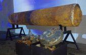 U OKU KAMERE Torpedo pronađen ispred Opatije dopremljen na izložbu torpeda