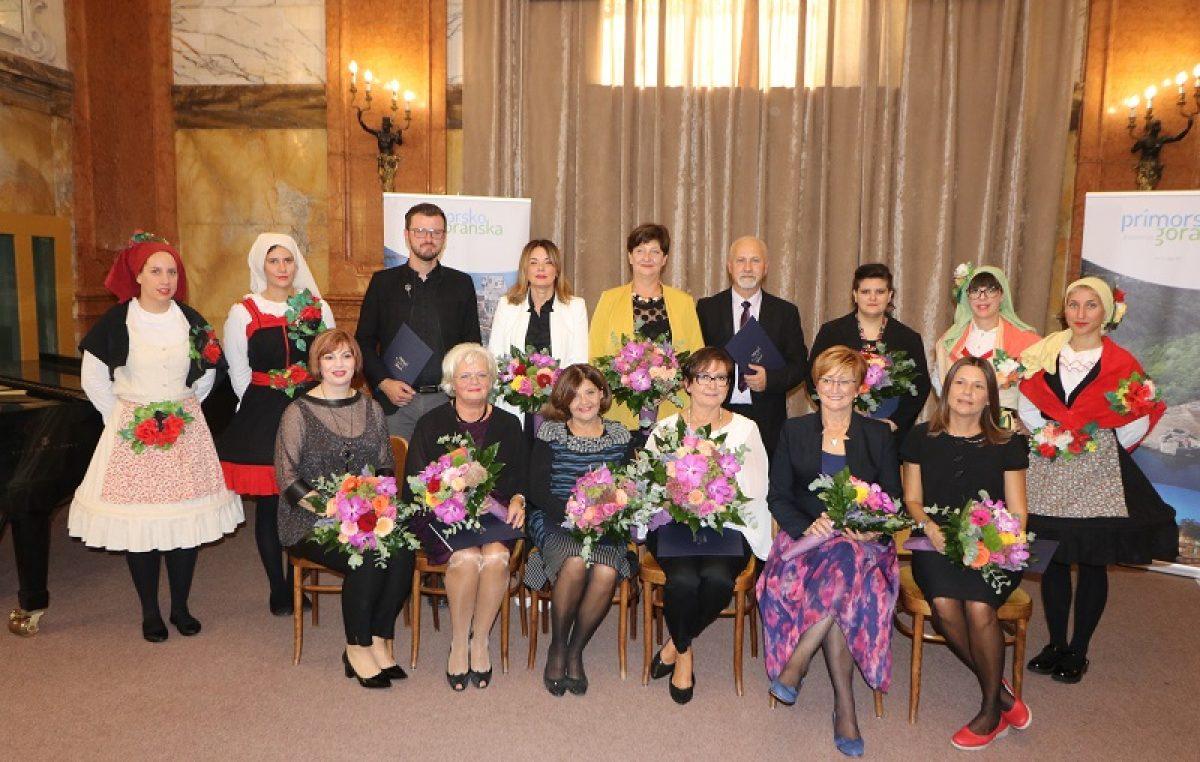 Esmina Skopljak iz matuljskog i Maja Škrinjar iz kastavskog vrtića nagrađene kao najbolje djelatnice