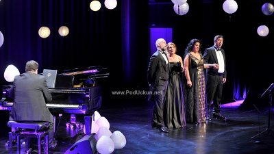 Nezaboravne melodije Lehara, Rossinija, Kalmana, Zajca i Straussa ispunile Gervais