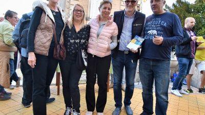 U OKU KAMERE Članovi liste grupe birača 'Vološćani za Vološćane' održali prigodno druženje sa sumještanima