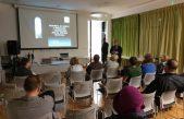 Željka Bedić održala predavanje 'Kosturnica na Kosnici u Mošćenicama – bioarheološka analiza koštanog materijala' @ Mošćenička Draga