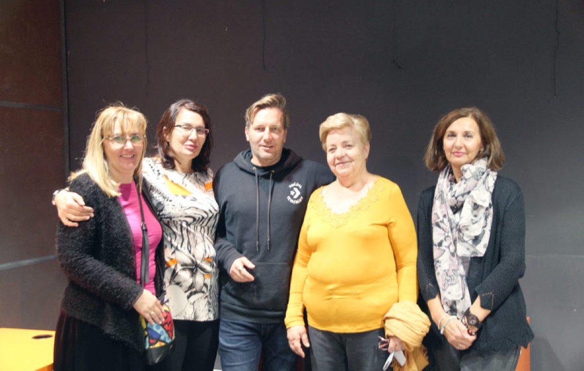 Humanitarnim koncertom Udruga žena operiranih dojki 'Nada' prikuplja sredstva za kupnju medicinske opreme @ Rijeka
