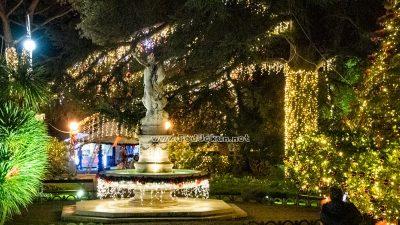 FOTO/VIDEO Raskošno blagdansko ruho zasjalo je večeras u Opatiji – Advent je počeo paljenjem lampica i dekoracija