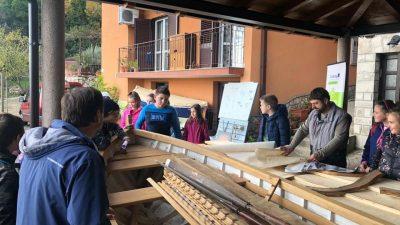 U OKU KAMERE Učenici PŠ 'Eugen Kumičić' održali radionicu u sklopu projekta Culturecovery