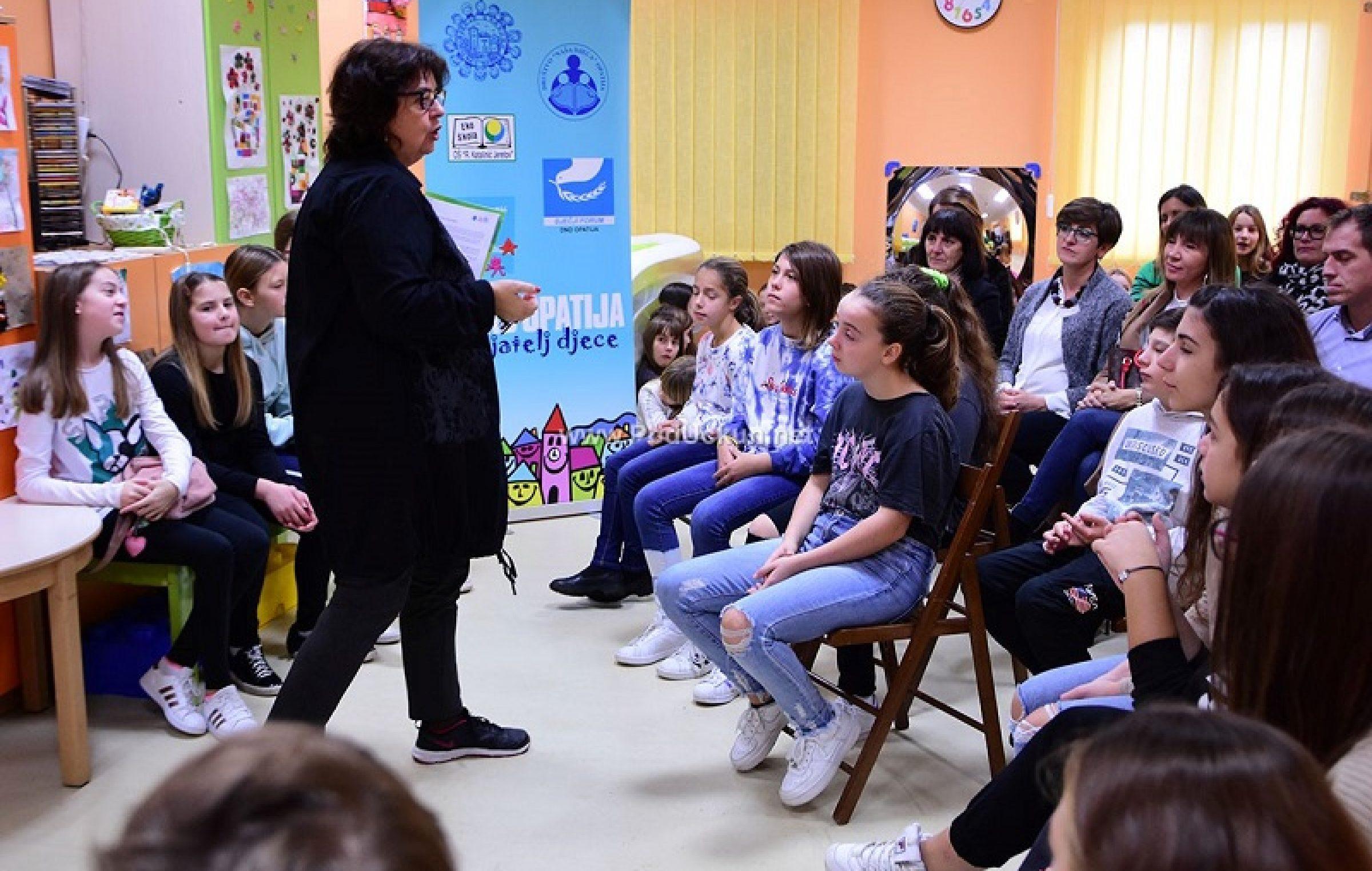Prvi susret Nacionalnog foruma dječjih vijeća Eurochild