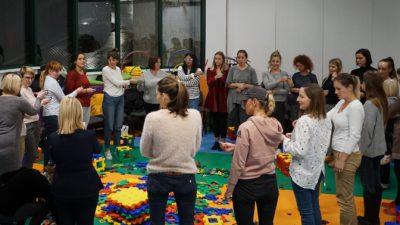 FOTO U dječjem vrtiću Opatija održana edukativna radionica Polydron