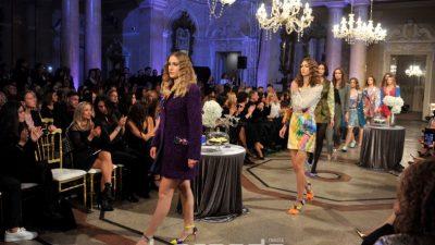 VIDEO/FOTO Večer mode u povijesnom zdanju – Guvernerova palača postala je modna pista uz reviju Extravagant Gala