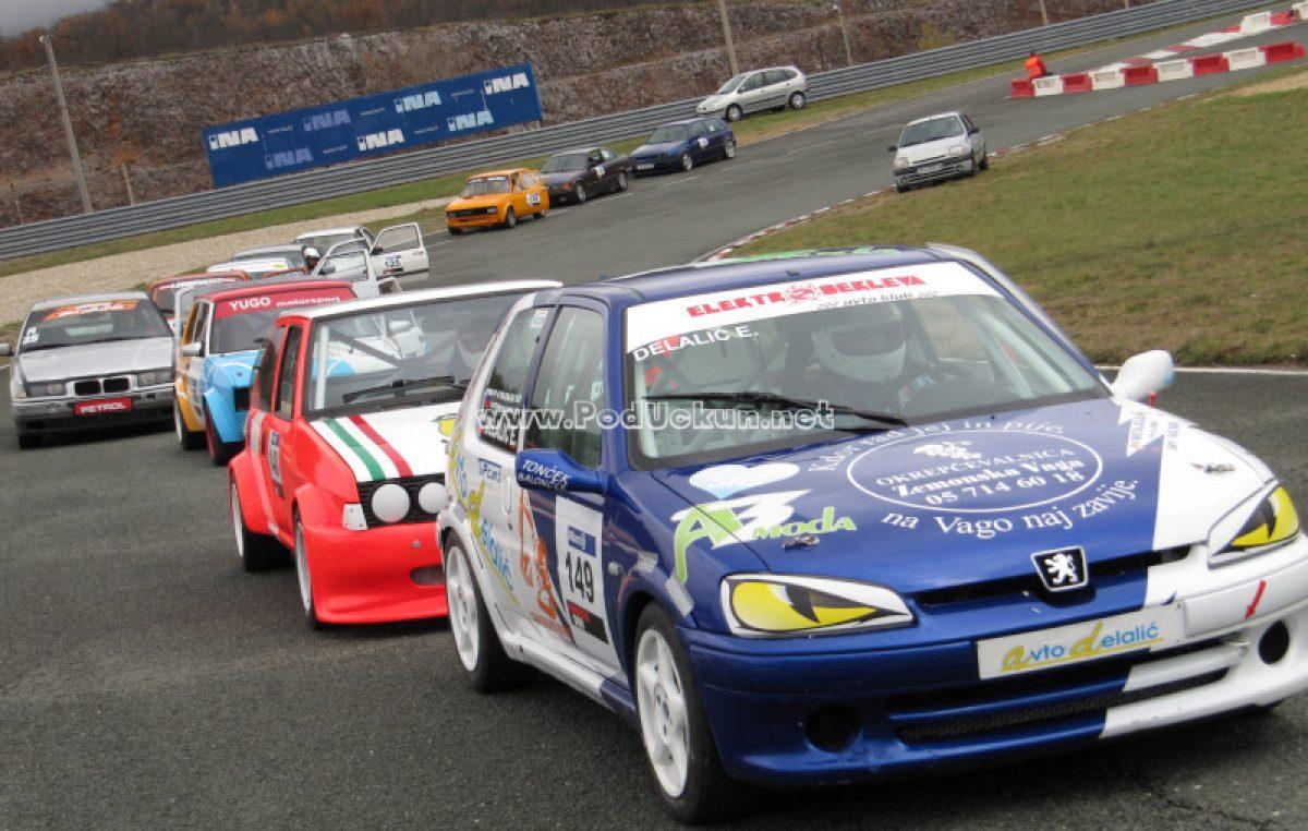 Na Automotodromu Grobnik zaključuje se službena sezona – Petorica odlučuju o prvaku Formule driver