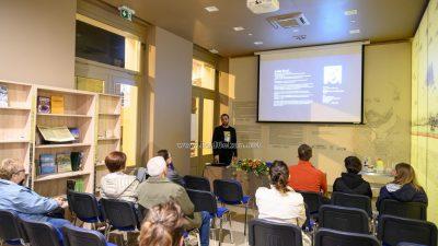 Gjino Šutić vološćanskoj publici predstavio biohakiranje