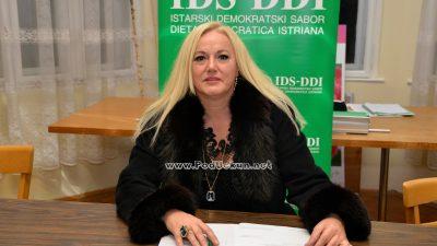 Održana izborna skupština – Isidora Rajković na čelu opatijskog IDS-a