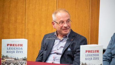 FOTO/VIDEO Održana promocija knjige 'Preluk – legenda koja živi' te najavljena premijera filma @ Opatija