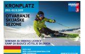 Tradicionalno otvaranje skijaške sezone na Kronplatzu u organizaciji ZUTS PGŽ