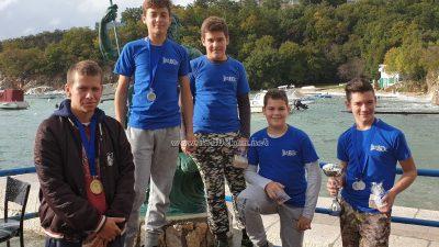Ekipa SRD-a Zubatac druga, ŠRK-a Ičići treća na 8. Kupu Kostrene 2019.