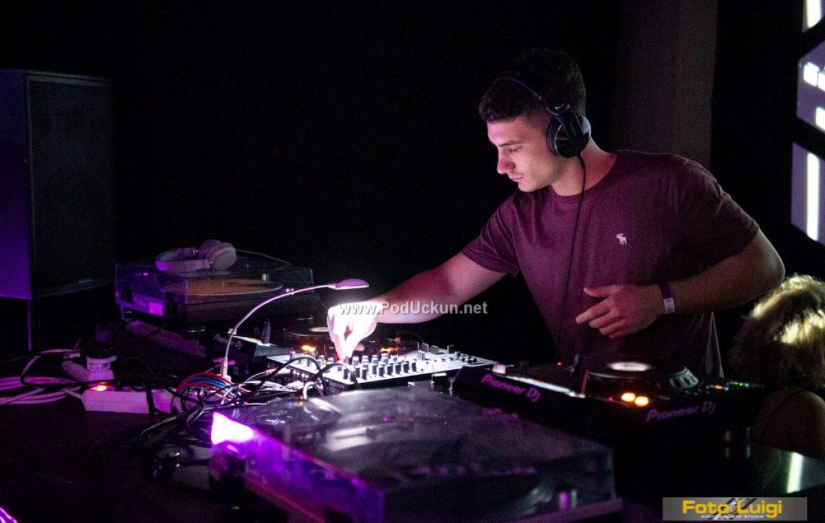 FOTO Party 'Metamorfoze w/ Ian F.' ispunio Gervais elektronskom glazbom