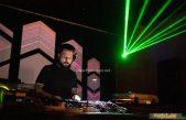 Party Metamorfoze w/ Ian F. ispunio Gervais elektronskom glazbom