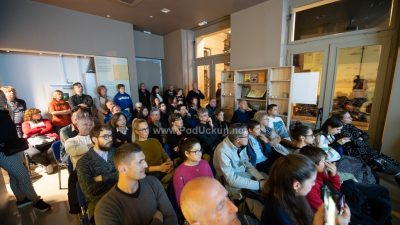 "Predavanje ""Tajna Zemljine unutrašnjosti"" ispunilo Moho centar brojnom publikom @ Volosko"