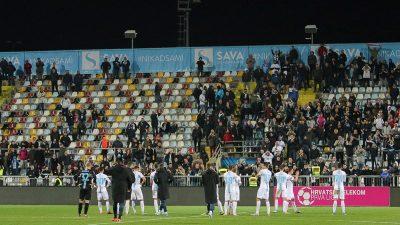NK Rijeka vraća novac za utakmicu protiv Osijeka, o povratu uplaćenih kompleta odlučit će na kraju sezone