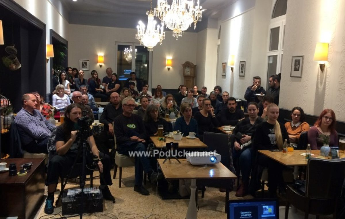 FOTO/VIDEO Debata 'Uloga i doseg ovlasti obavještajnih službi' izazvala veliki interes posjetitelja