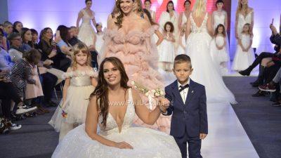 VIDEO/FOTO Sajam vjenčanja i modna revija poznatih Hrvatica oduševili posjetitelje @ Opatija