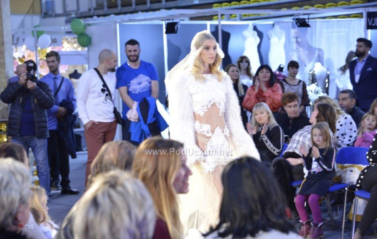 Sajam vjenčanja i modna revija poznatih Hrvatica oduševili posjetitelje @ Opatija