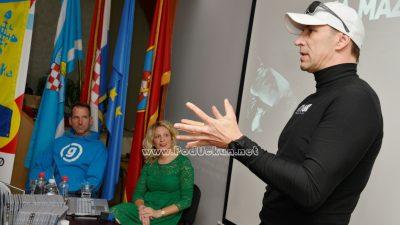 FOTO/VIDEO Poznati skijaški trener Sandi Murovec predstavio knjigu i film @ Kastav