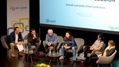 VIDEO Završena 1. SEE LEADER međunarodna konferencija @ Opatija