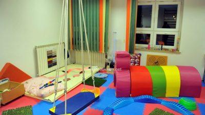 U OKU KAMERE Dodatno opremljena soba za senzornu integraciju u DV Matulji na raspolaganju mališanima