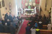 FOTO/VIDEO Povodom obilježavanja Sv. Huberta održana sveta misa i hodočašće @ Veli Brgud