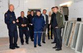 FOTO Energetska obnova zgrade Centra za obuku interventnih službi @ Šapjane