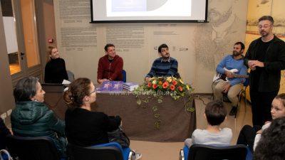Večer fizike i promocija knjige 'Blesimetar drugi' Saše Cecija obilježio veliki interes publike @ Volosko