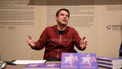 FOTO Večer fizike i promocija knjige 'Blesimetar drugi' Saše Cecija obilježio veliki interes publike @ Volosko