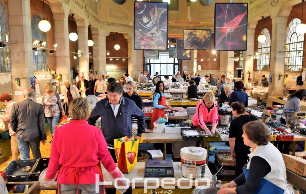 Jedinstveno događanje s posebnom svrhom: Ribarnica postaje mjesto visoke kuhinje u genijalnoj akciji @ Rijeka