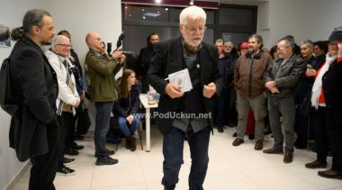 Izložba 'Corpo morto' Vladimira Gudca krasi prostor matuljske Galerijice