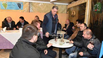 FOTO/VIDEO Održan 11. trofej Barić – Irena Miškić i Darko Mandić imaju najbolje vino