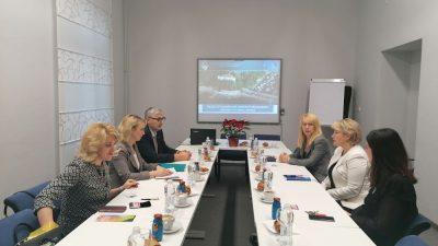 Delegacija iz Bjelorusije u posjeti FMTU-u